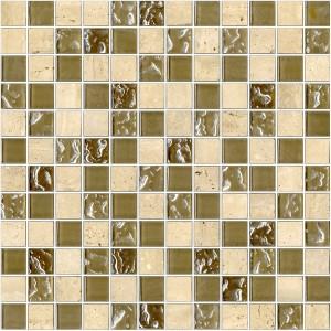 ΨΗΦΙΔΑ - MOSAICO GLASS CREMA 30X30