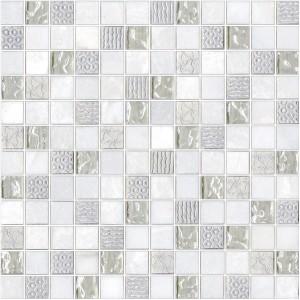 ΨΗΦΙΔΑ - MOSAICO PAUSE WHITE 30X30